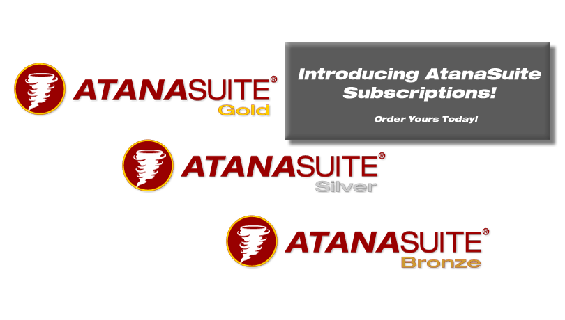 AtanaSuite Subscription Products